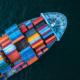 Containerschiff Handel Warenkreditversicherung
